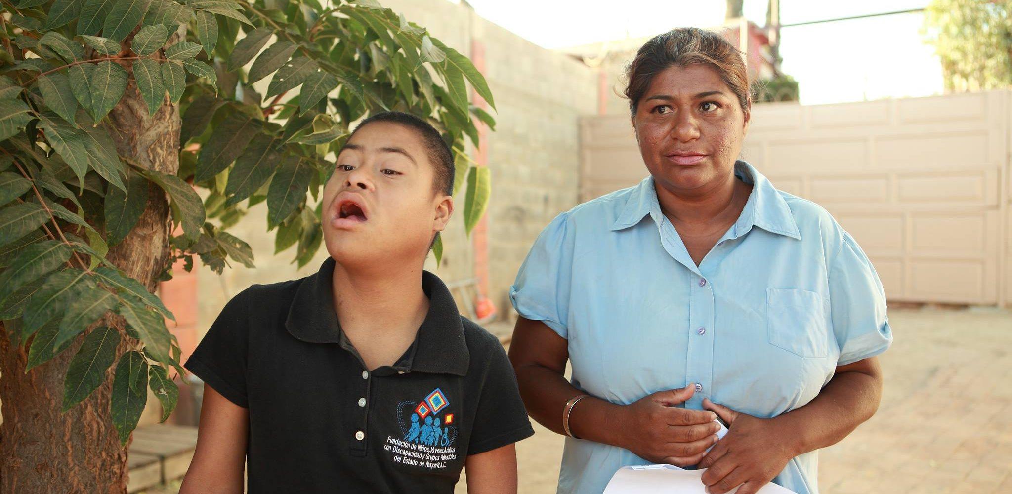 guardería para niños con discapacidad
