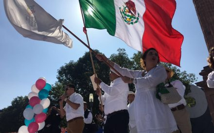 1 millón 140 mil 580 mexicanos marchan a favor de la familia