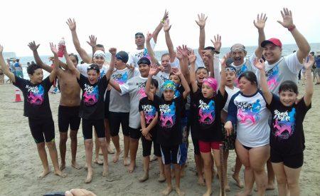 Ganan niños tecatenses en Acuatlón Playero 2016