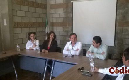 Recibe CANACO Tecate a Presidente de CONCANACO SERVITUR