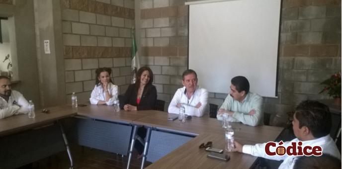 Presidente de CONCANACO SERVITUR visitó las nuevas Instalaciones de CANACO en Tecate