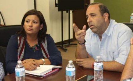 Establece Nereida Fuentes vínculos de trabajo con entidades federales