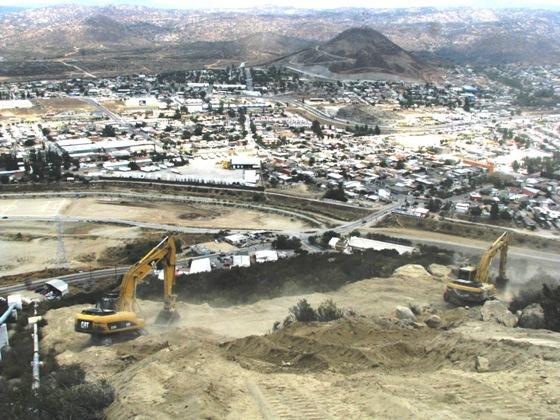 Gobierno del Estado avanza en la ampliación de infraestructura hídrica en Tecate