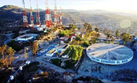 Inicia Gobierno del Estado los trabajos de interconexión de nueva línea de agua potable al sur de Tecate