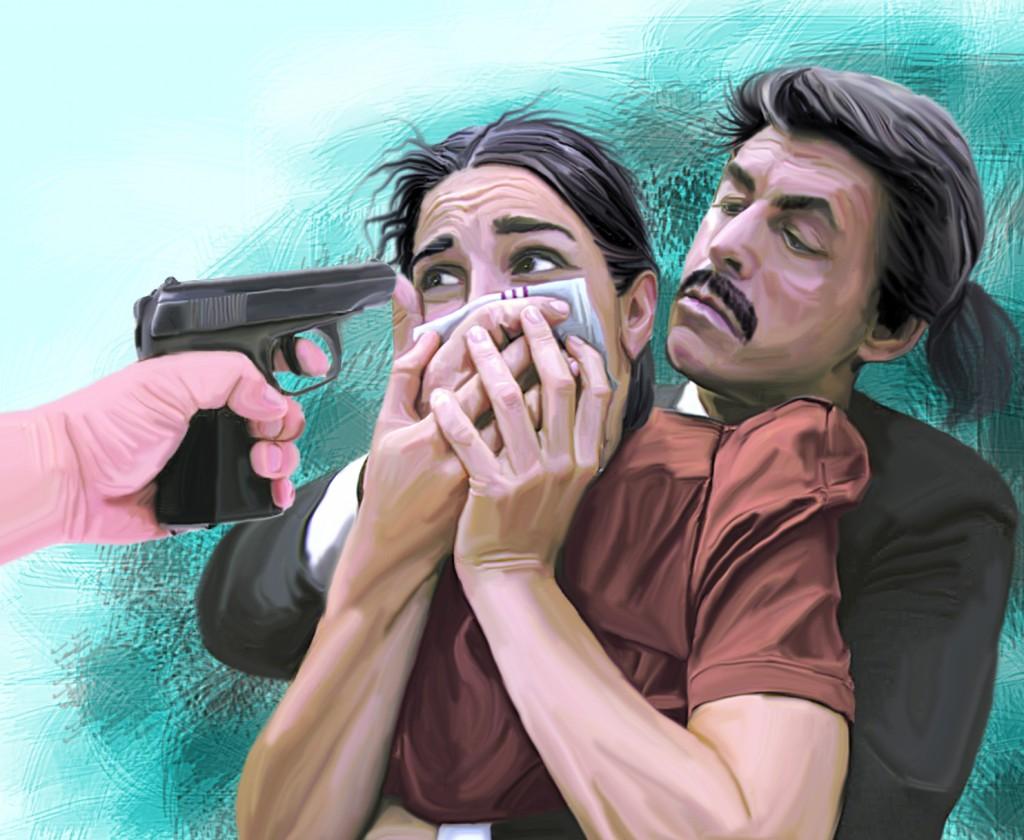 Ciudadano evita secuestro de una joven en pleno centro de Tecate