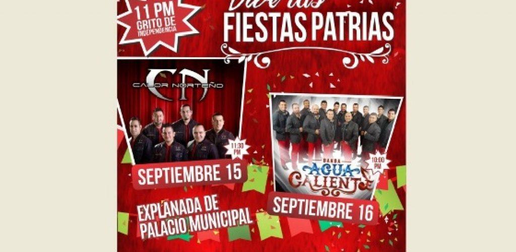 Ayuntamiento de Tecate invita a dar el Grito de Independencia