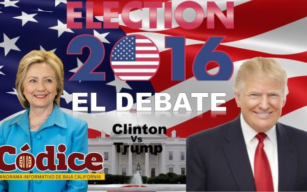 Clinton vs Trump el debate por la Casa Blanca