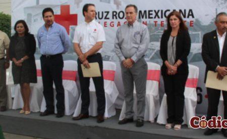 ¡Al fin! Cruz Roja en Tecate tiene su propio patronato