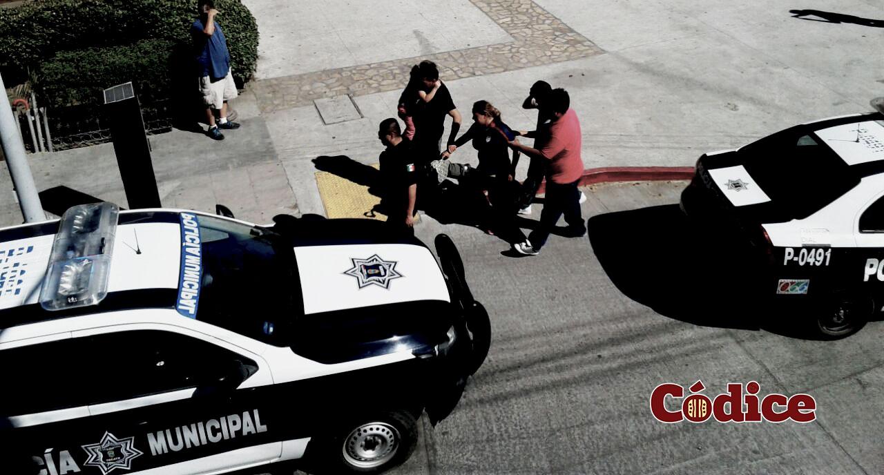 Encuentran en Hotel Tecate a señora y dos menores secuestrados virtualmente