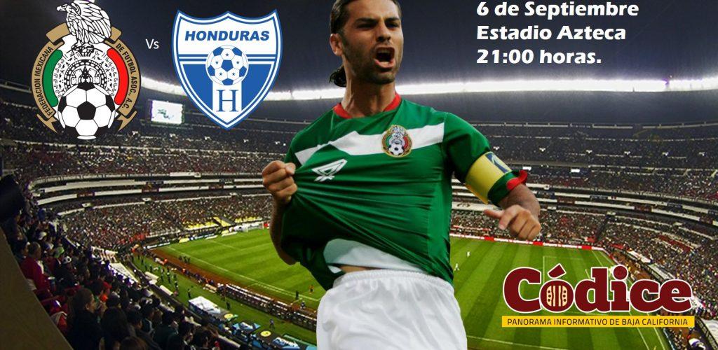 Hoy México vs Honduras, rumbo a Rusia 2018