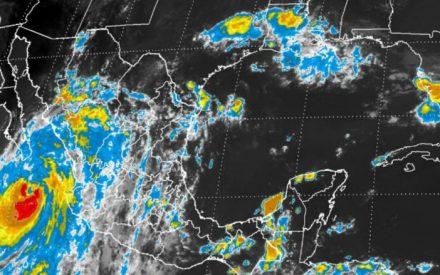Newton provocará tormentas torrenciales  en la cuenca de la Península de BC