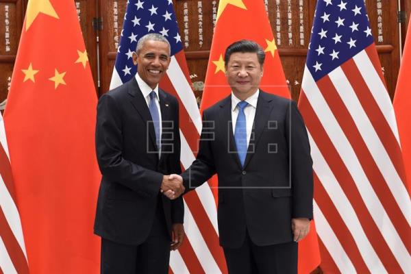 Obama - Xi Jinping y el futuro del clima planetario