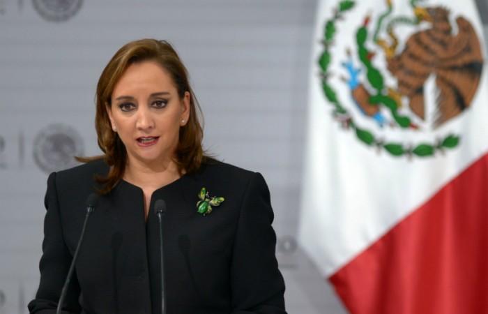 """Ignorante"" la postura de Trump hacia México: Ruiz Massieu"