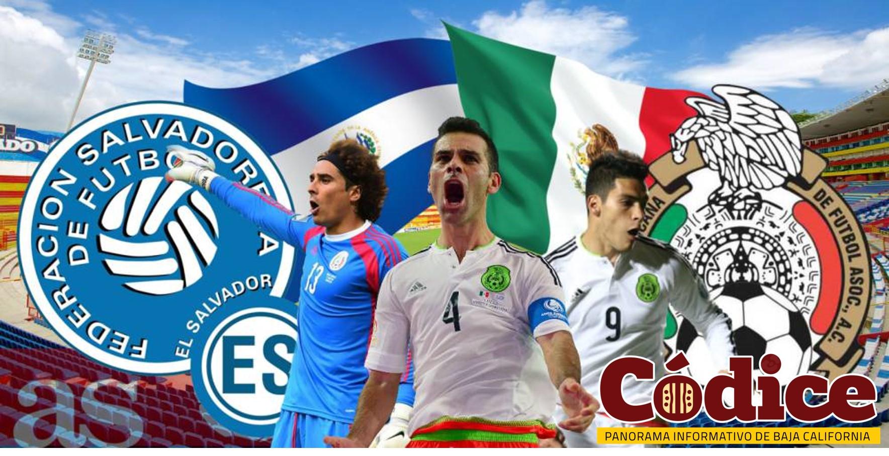 seleccion mexicana vence a el salvador 3-1