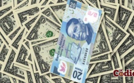 ¿Por qué el dólar subió a $20.08 pesos?