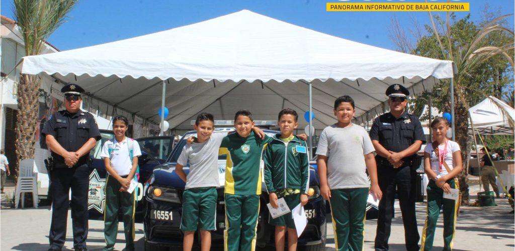 Un día con tu Policía Federal en Tecate