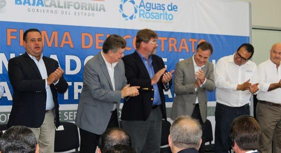 Garantizan agua potable para Tecate