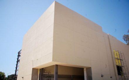 Cuenta Teatro de la Ciudad con 75% de Avance