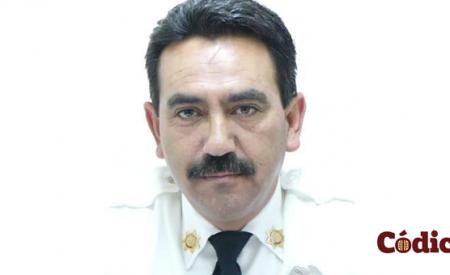"""Waldo Castro quiere """"Pararse el cuello"""": Capitán de Bomberos"""
