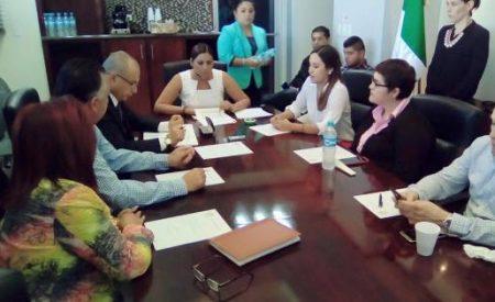 Se instalara Comisión de Trabajo y Previsión Social que preside la diputada Claudia Agatón