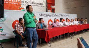 Asamblea Estatal Extraordinaria