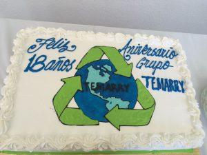 SEDECO BC reconoce a Temarry en su 18 aniversario