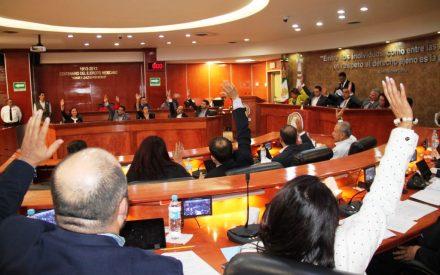 Integran comisiones legislativas
