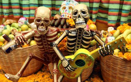 Lista la 16va edición del Festival de Día de Muertos