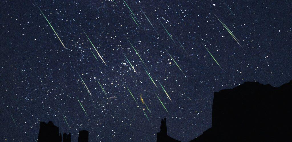 Esta noche, lluvia de estrellas Oriónidas
