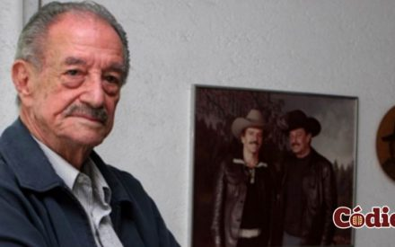 Murió el legendario actor mexicano Mario Almada