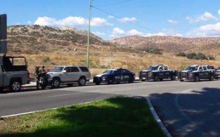 Continúan trabajos de coordinación para salvaguardar la seguridad en Tecate