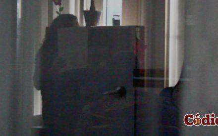 Periodistas apoyan a Director de Códice en audiencia de desahogo