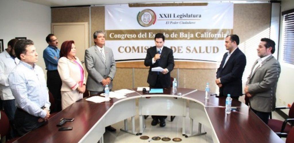 La XXII Legislatura instalo las primeras comisiones de trabajo
