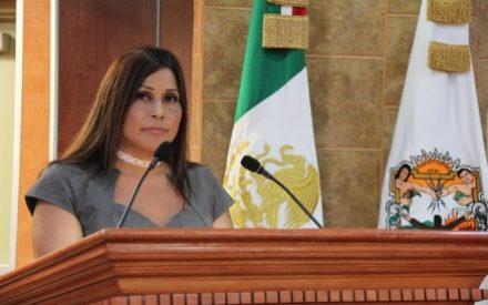 Propone diputada Agatón reformar código penal para elevar pena en delito de tráfico de influencias