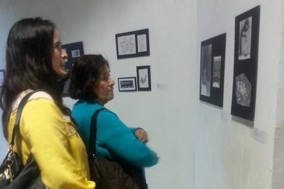 """Queda inaugurada la exposición artística """"Mi Personaje"""""""