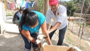 PT realiza brigada médico asistencial a las familias de la Colonia Sexto Ayuntamiento