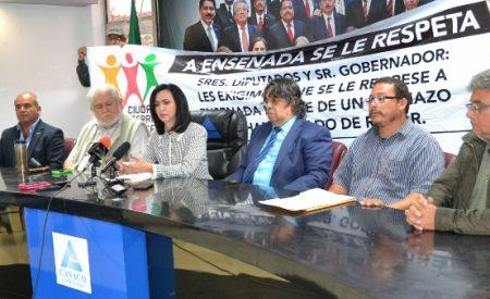 Pelearán por 16 mil hectáreas de Ensenada