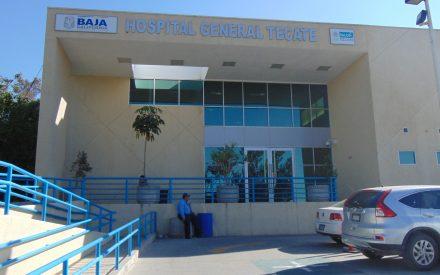 Necesario más recurso para Hospital General de Tecate:BG