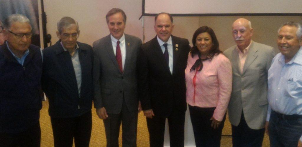 Informa Alfredo Ferreiro actividades legislativas