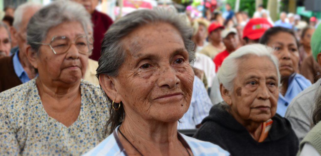 #SomosNuevasFuerzas por los adultos mayores