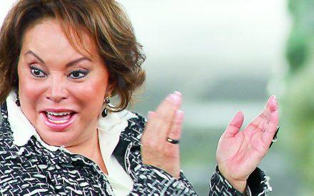 Inocente Elba Esther Gordillo de defraudación fiscal