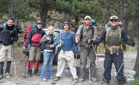 4 montañas en 8 días: BC Xploring