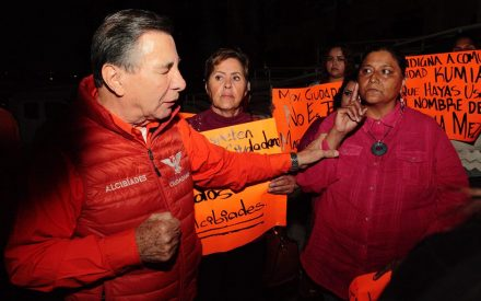 """Marina Calderón """"adoraba"""" a los Kumiai, ahora los corre del partido"""