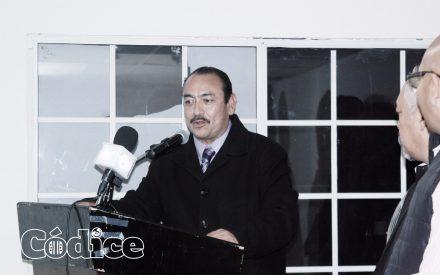 Francisco Javier Pérez Ramos, presidente del PRI Tecate