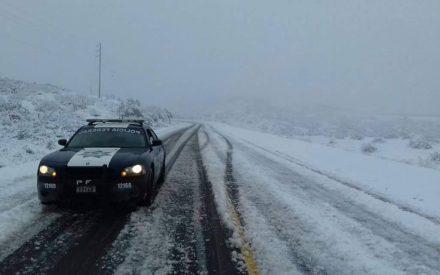 Consejos generales para manejar ante nevada