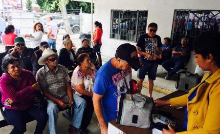 Prueba de supervivencia a beneficiarios del Programa Pensión para Adultos Mayores