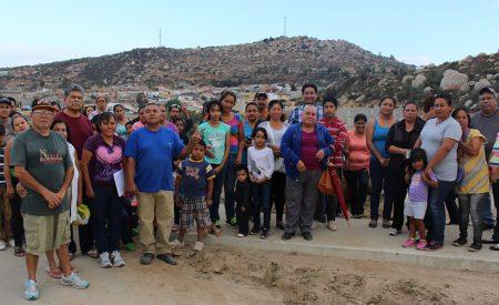 Invierten 630 mil 500 pesos en Fraccionamiento las Torres