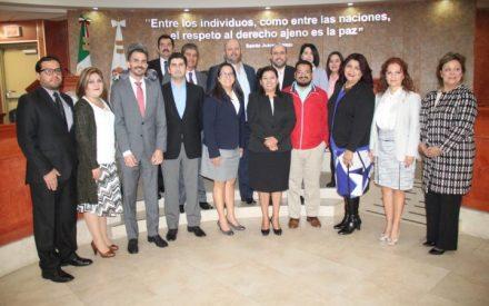 Presenta Nereida Fuentes Ley de Ingresos para Tecate