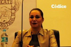Zulema Adams, regidora por Morena