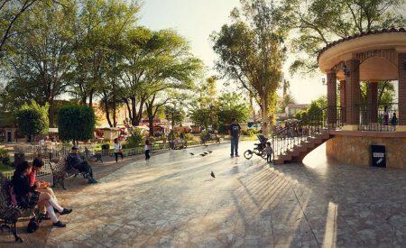 Invertirán 4 mdp para modernizar Centro Tradicional de Tecate